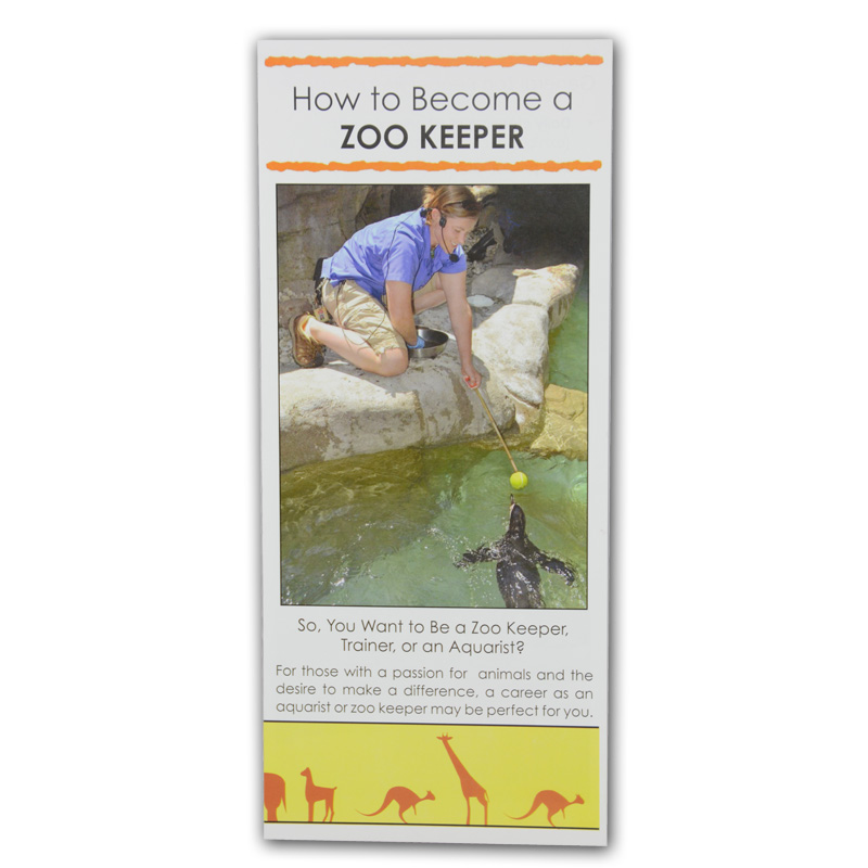 AAZK Career Brochure AAZK – Zookeeper Job Requirements