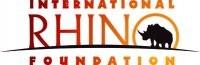 International Rhino Foundation logo